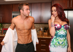 Monique Alexander & Chad White in Naughty Rich Girls - Centerfold