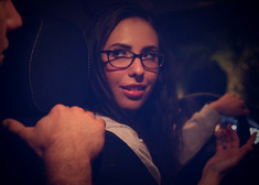 Casey Calvert & Chad White in The Passenger - Centerfold