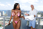 Diamond Jackson & Sean Lawless in Seduced By A Cougar