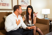 India Summer & Chad White in Seduced By A Cougar story pic