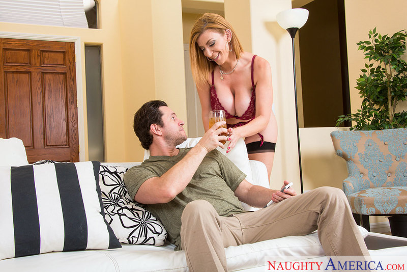 Naughtyamerica – SARA JAY & PRESTON PARKER Site: Seduced By A Cougar