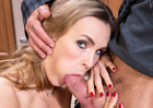 Tanya Tate & Alan Stafford in Seduced by a cougar -  Blowjob