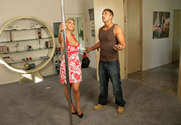 Tanya Tate & Rocco Reed in Seduced by a cougar - Sex Position 1