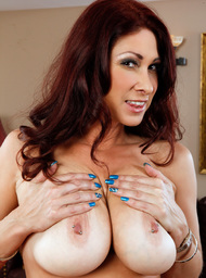 Tiffany Mynx & James Deen in Seduced by a cougar - Centerfold