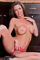 Veronica Avluv starring in Bossporn videos with Ball licking and Big Dick