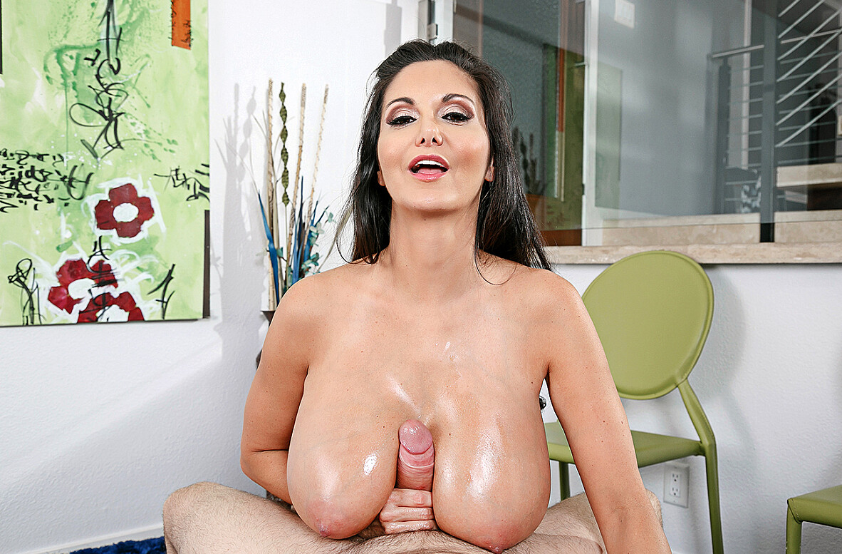 Watch Ava Addams and Preston Parker 4K video in Housewife 1 on 1