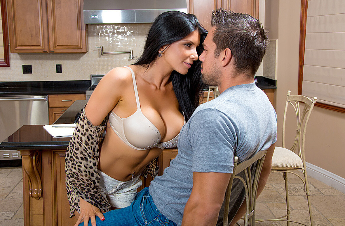 Watch Romi Rain and Johnny Castle video in I Have a Wife