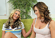 Phoenix Marie & Ryan Keely in Lesbian Girl on Girl