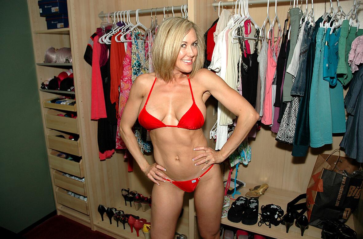 Brandi love first porn video