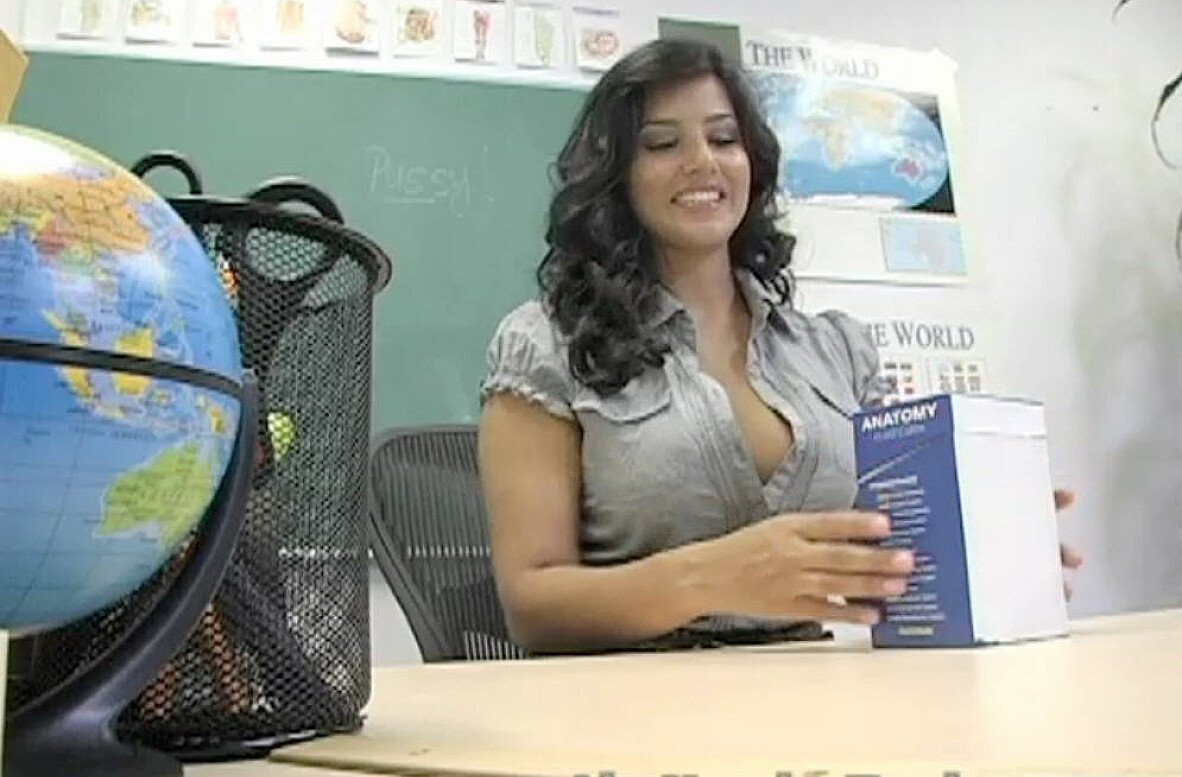 Watch Sunny Leone video in Live Naughty Teacher