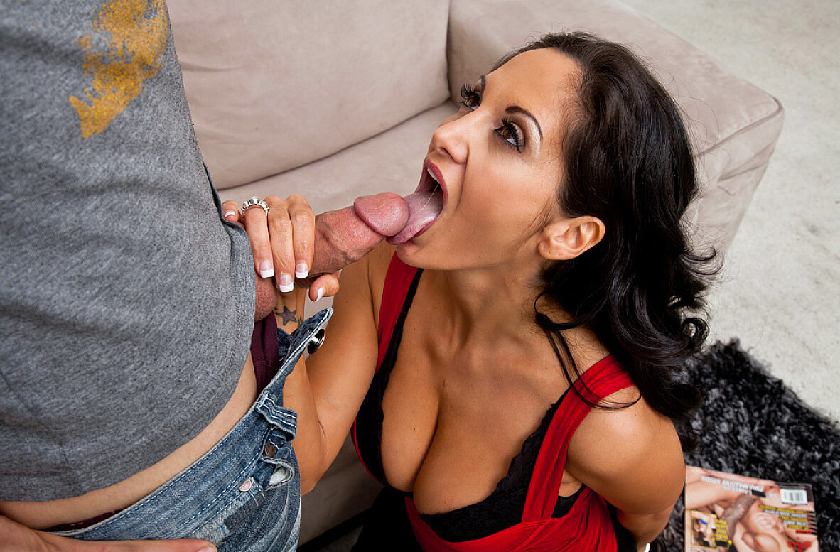 Watch Ava Addams and Giovanni Francesco video in My Friend's Hot Mom