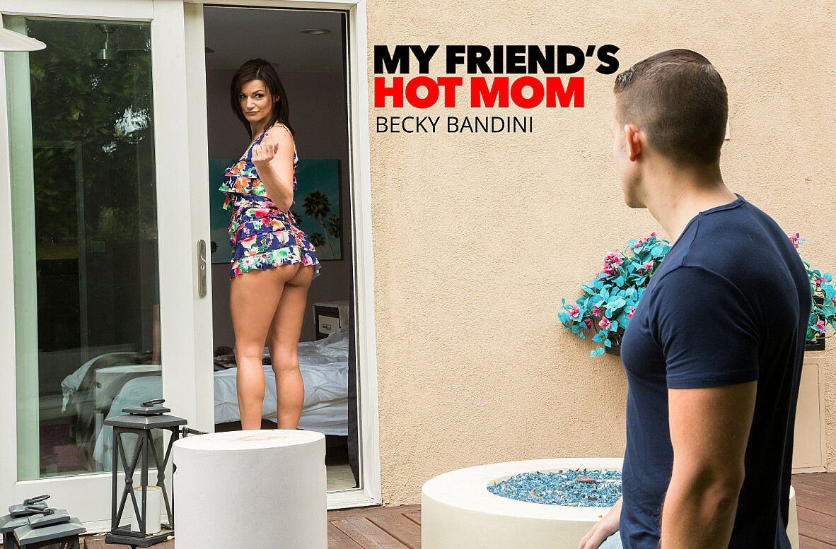 Watch Becky Bandini and Codey Steele 4K video in My Friend's Hot Mom