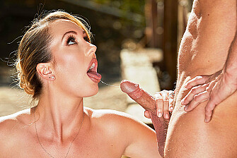Hot Mom Brett Rossi Fucks Her Sons Friend - Sex Position 2