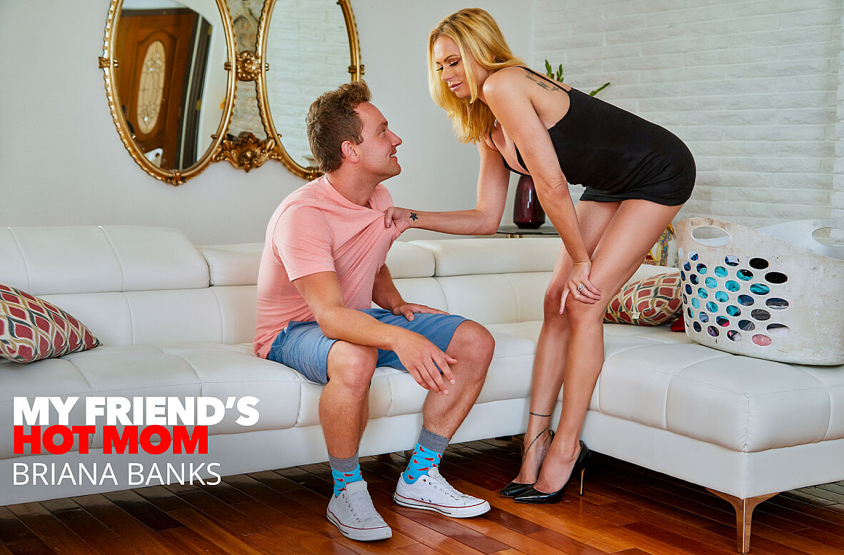 Watch Briana Banks and Van Wylde 4K video in My Friend's Hot Mom