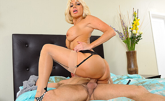 Tara Holiday fucking in the bedroom with her medium ass - Sex Position #7