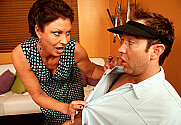 Vanessa Videl & Will Powers in My Friend's Hot Mom