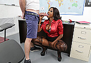 Diamond Jackson & Kyle Mason in My First Sex Teacher