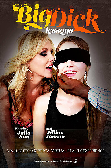 Watch Julia Ann enjoy some American and Big Ass!
