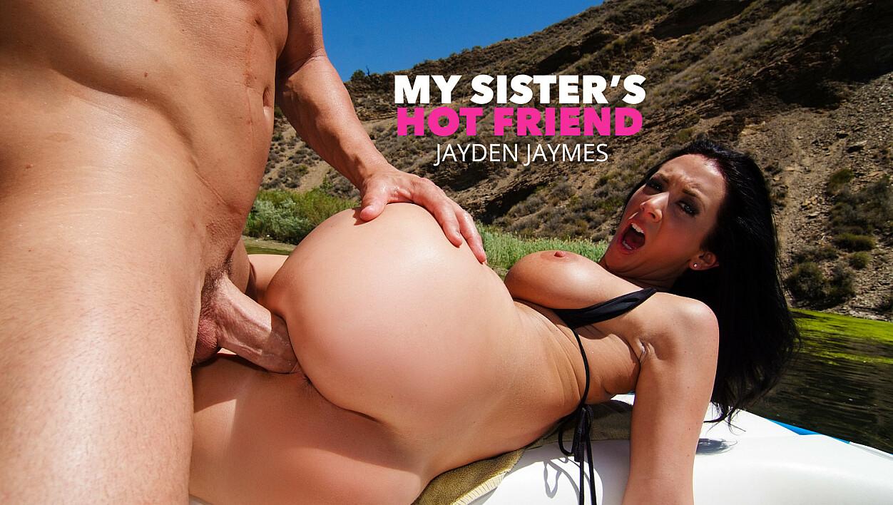 Jayden Jaymes gets a big cock