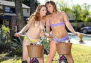 Marie McCray & Maddy O'Reilly & Danny Mountain in My Sister's Hot Friend