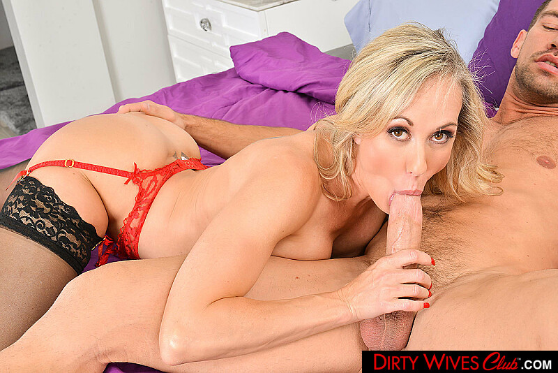 Brandi Love Pov Blowjob