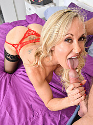 Bad Girl & Client Porn Video with American and Ass licking scenes