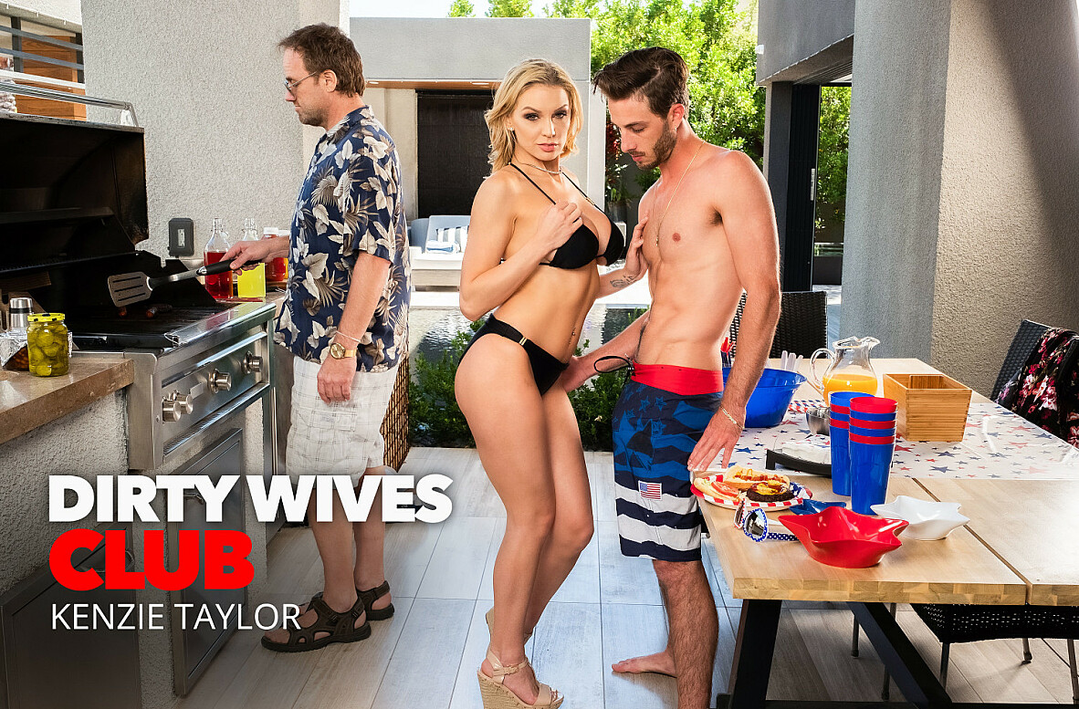 Watch Kenzie Taylor and Lucas Frost 4K video in Dirty Wives Club