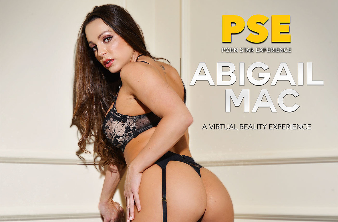 Watch Abigail Mac and Ryan Driller VR video in Naughty America