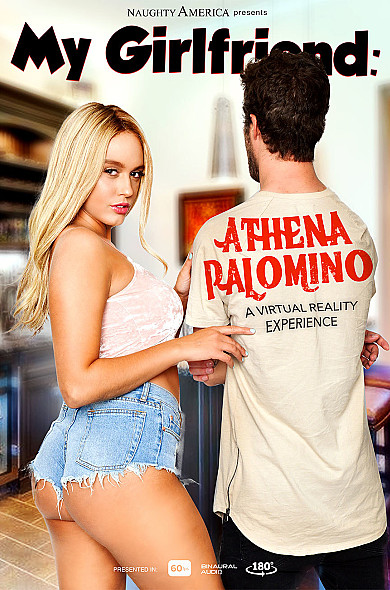 Watch Athena Palomino enjoy some American and Athletic Body!
