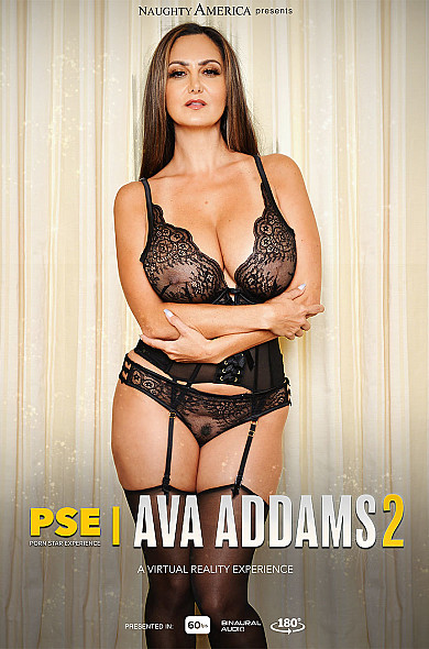 Watch Ava Addams enjoy some American and Big Fake Tits!