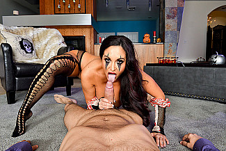 Ava Addams fucking in the floor with her tits vr porn - Sex Position 3