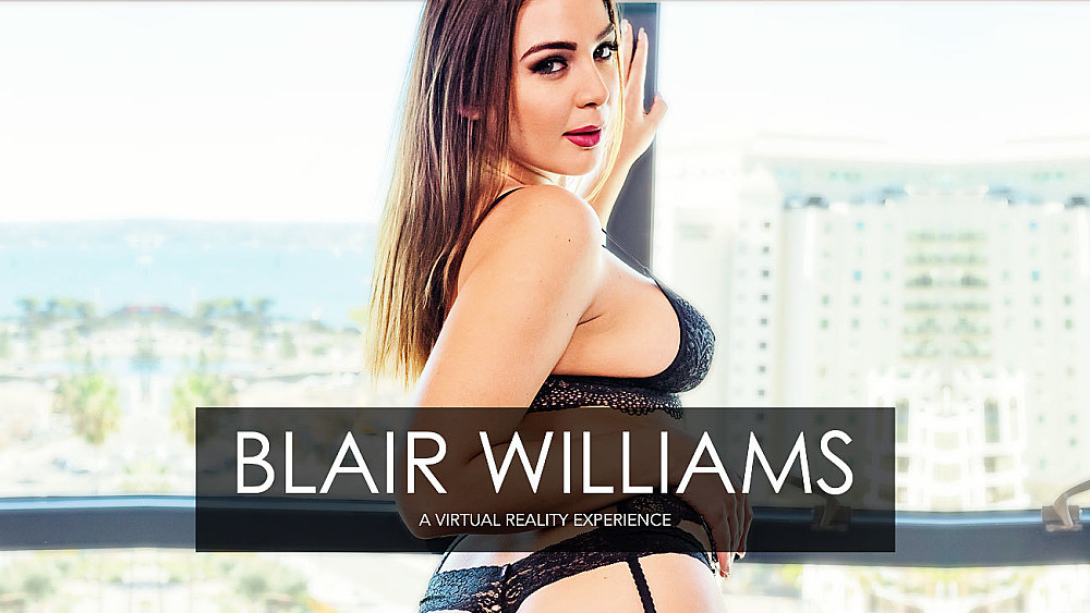 Click here to play You Fuck Porn Star Blair Williams In A Hotel Room VR porn