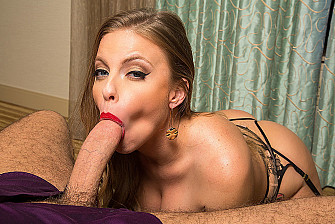 Britney Amber Fucks You In A Hotel  - Sex Position 2