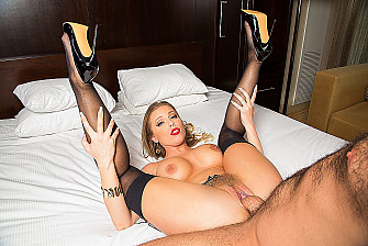 Britney Amber Fucks You In A Hotel  - Sex Position 3