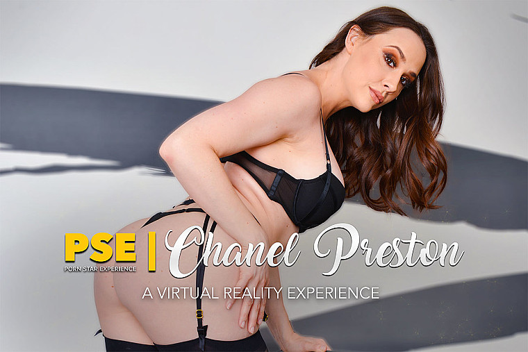 Chanel Preston fucking in the hotel with her tattoos vr porn
