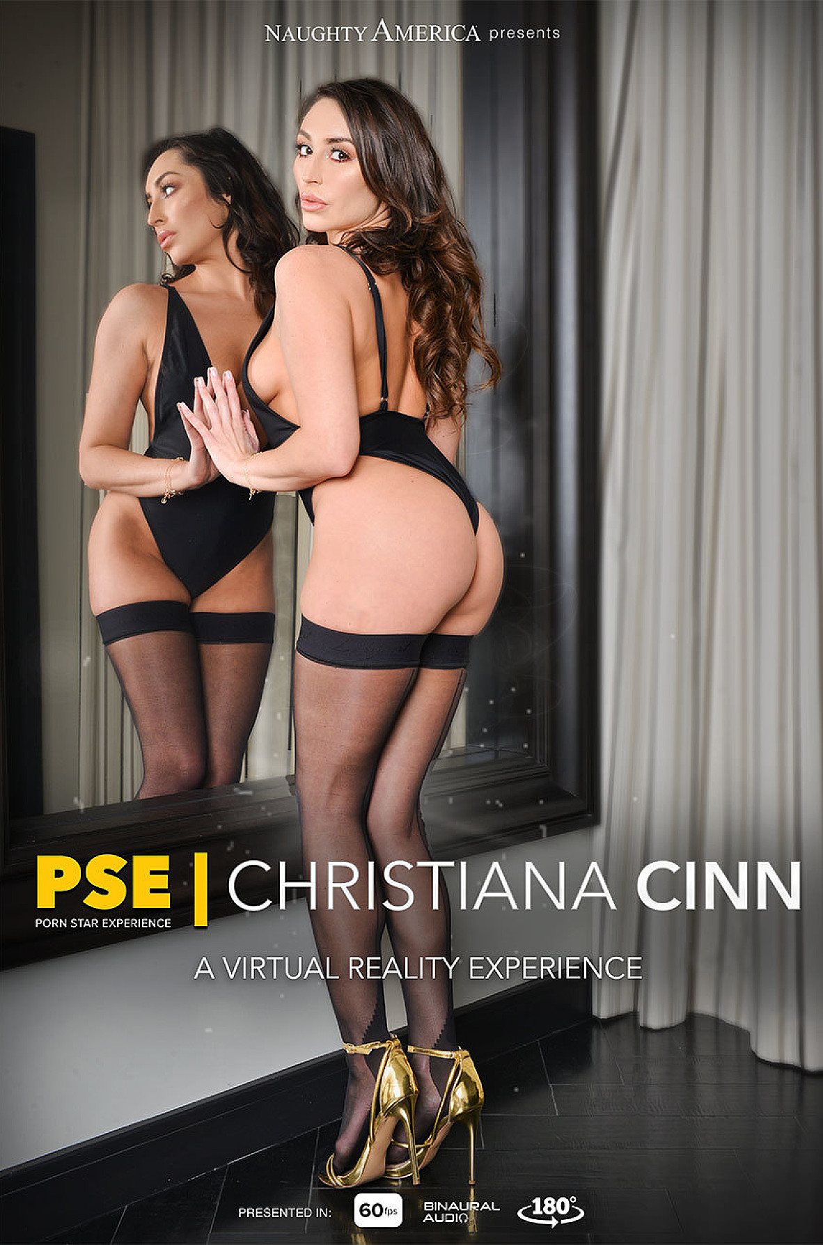 Watch Christiana Cinn and Justin Hunt VR video in Naughty America