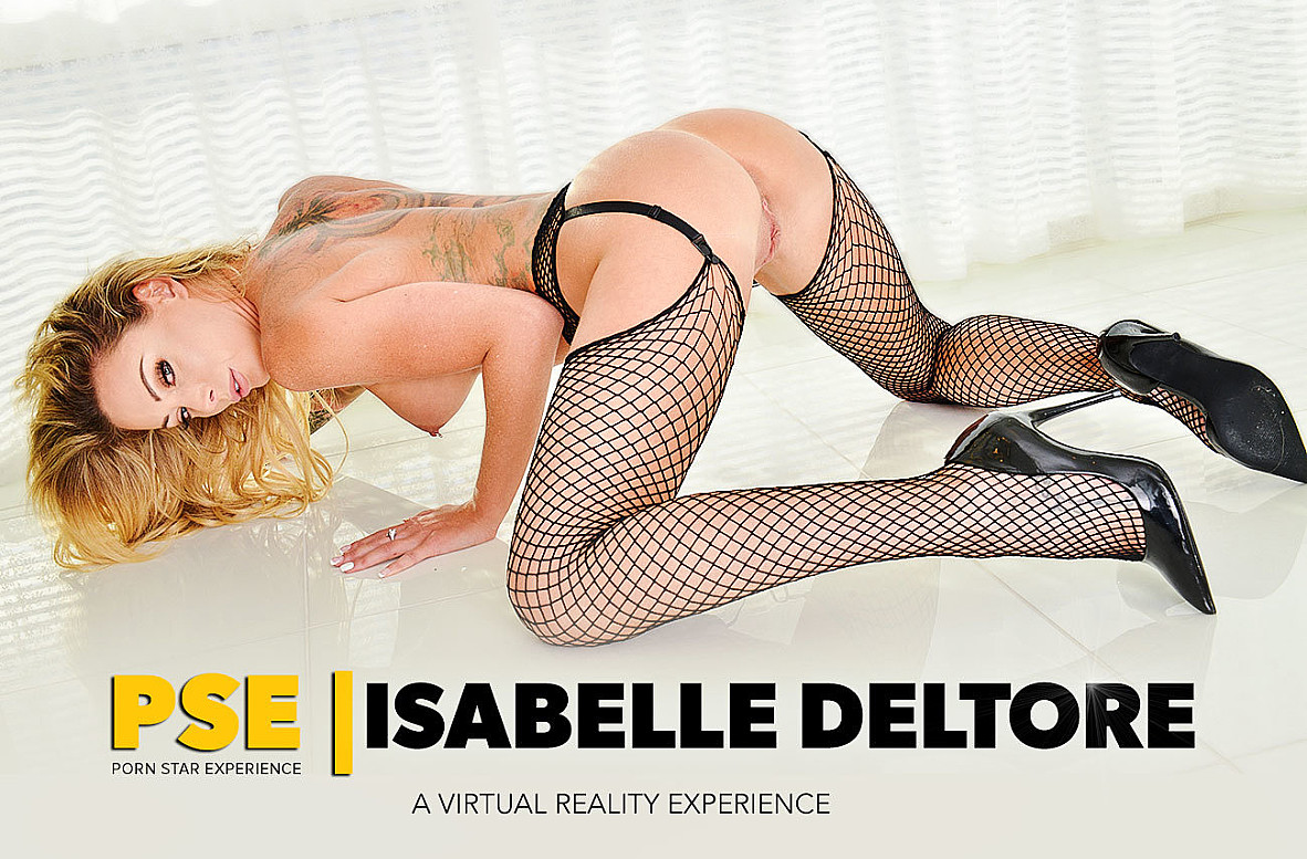 Watch Isabelle Deltore and Chad White VR video in Naughty America