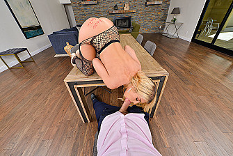 Kayla Kayden fucking in the with her big tits vr porn - Sex Position 1