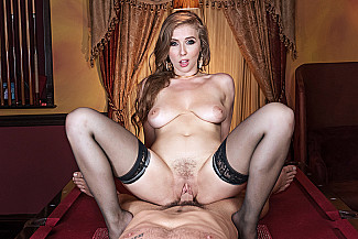 Lena Paul fucking in the game room with her big tits vr porn - Sex Position 4