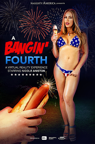 Watch Nicole Aniston enjoy some American and Ass licking!