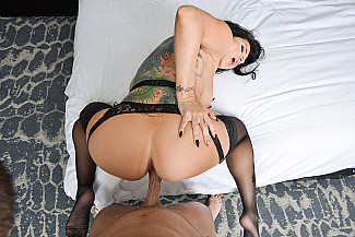 Romi Rain fucking in the hotel with her big tits vr porn - Sex Position 4