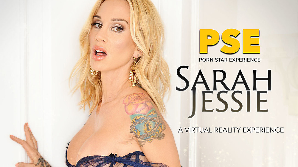 Click here to play Dangerously good: VR Porn Star Experience with Sarah Jessie VR porn