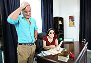 Abella Danger & Sean Lawless in Naughty Office