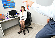 Lexi Luna & Johnny Castle in Naughty Office