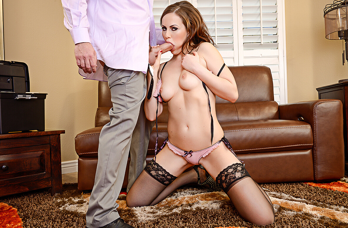 Watch Tina Kay and Preston Parker 4K video in Naughty Rich Girls