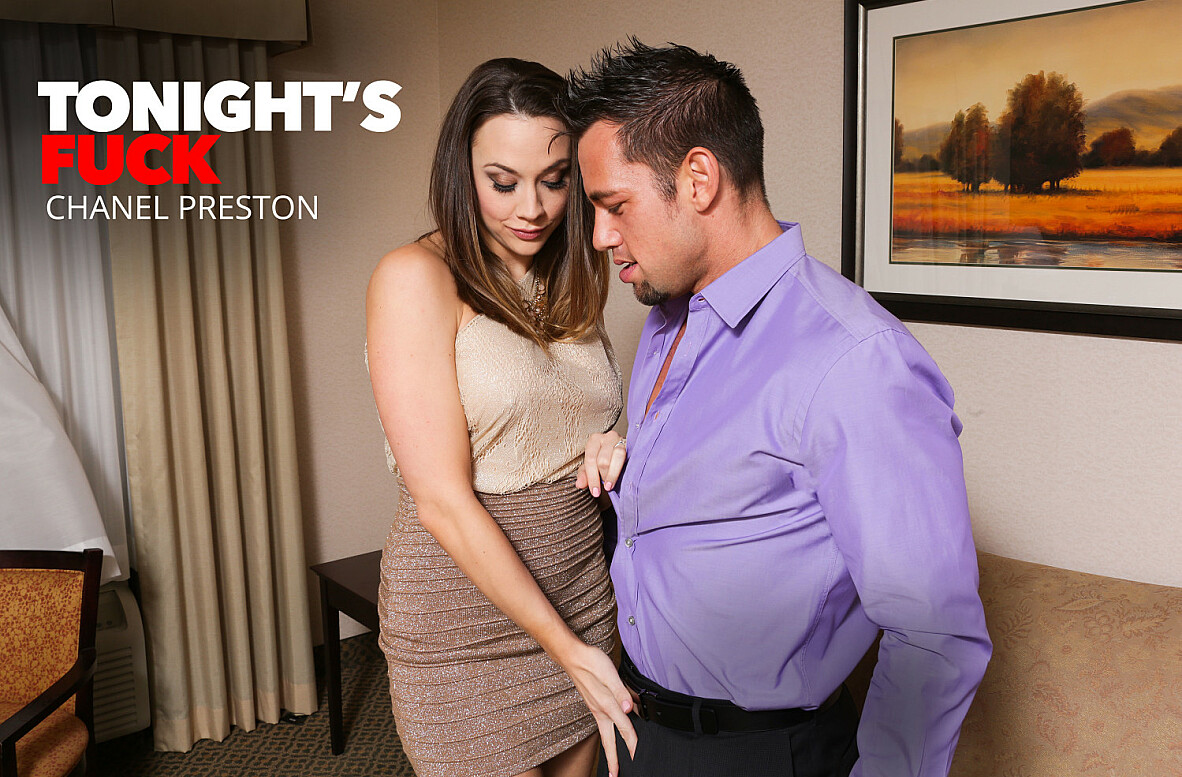 Watch Chanel Preston and Johnny Castle 4K video in Tonight's Fuck