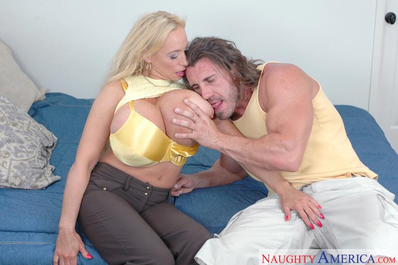 Softcore porn sex scene