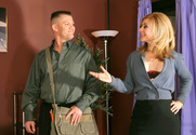 Nina Hartley & Chris Cannon in Diary of a Milf