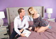 Aubrey Sinclair & Tony De Sergio in Diary of a Nanny