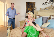 Elsa Jean & Mark Wood in Diary of a Nanny